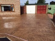 Colour Hardener 25kg - Pecan Tan For Pattern Imprinted Concrete
